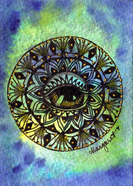 "Illustrated Friday: ""Focused""                                             Margaret Storer-Roche"