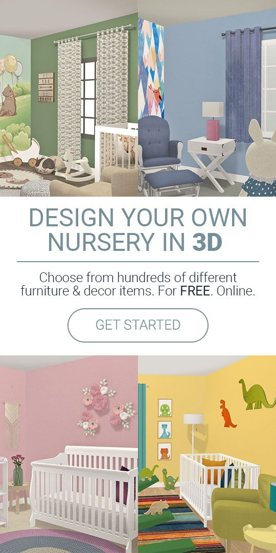 Design Your Own Nursery Simple Fun And 100 Free Only At Design With Friends Design Nursery Design Your Own