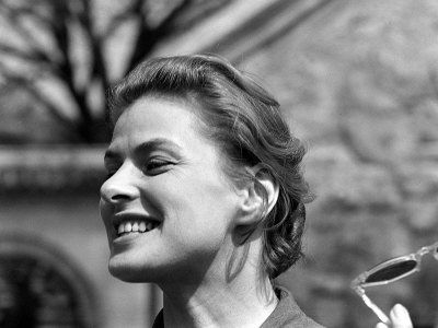Ingrid Bergman ♥