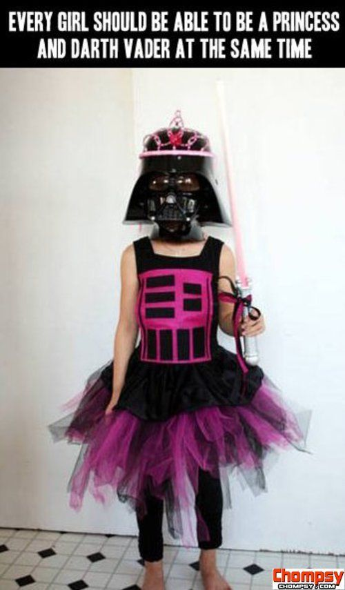 Funny Pictures The Dark Princess