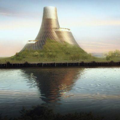 Teesside Power Station by Heatherwick Studio
