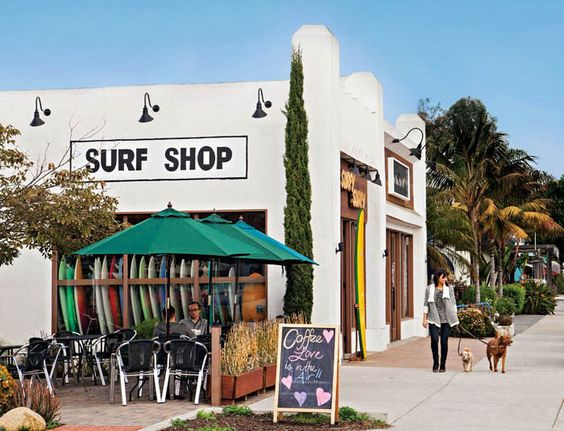 "Leucadia calls itself the ""Art and Soul of Encinitas,"" and the home of the Surfing Madonna lives up to it. #Leucadia #SDNeighborhoods"