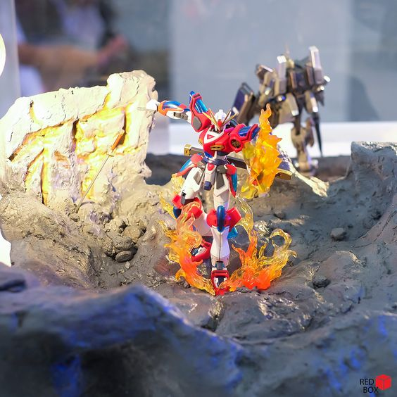 GUNDAM GUY: Gunpla Builders World Cup (GBWC) 2015 Indonesia - Part 1 [Images by Red Box]