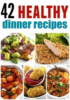 healthy dinners
