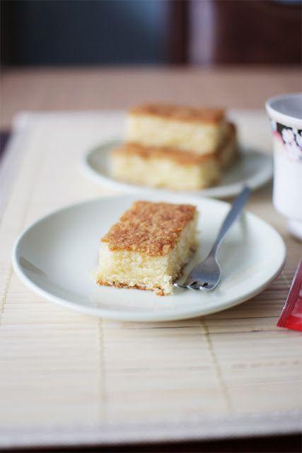 The Cupcake Ballroom: Moist Butter Cake