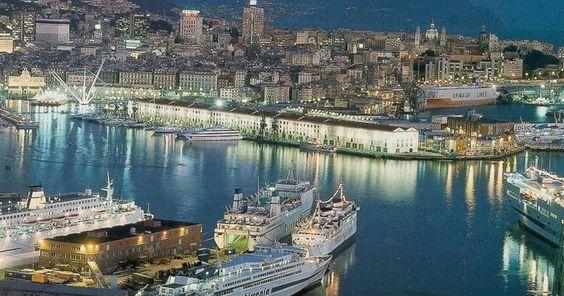 Roteiro de 2 dias em Génova #viajar #viagem #itália #italy
