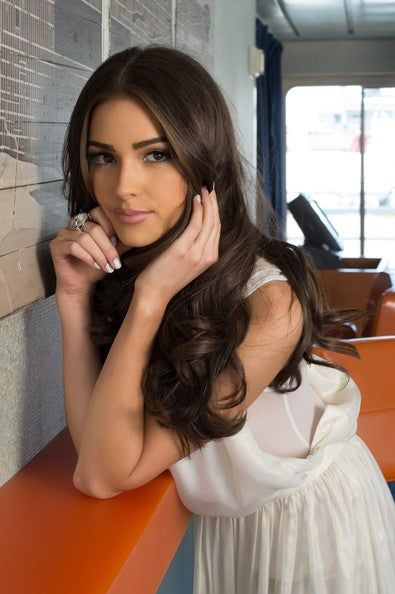 21+ Awesome Hair Inspiration. Olivia Culpo... #Culpo #Olivia
