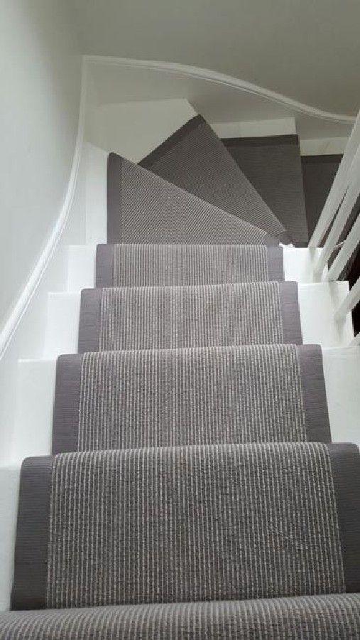 Pin By Karen Horowitz On Reforma Da Casa Carpet Stairs Staircase Design Staircase Makeover