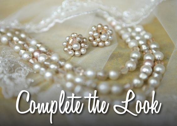 How to Complete the look with Bridal Accessories