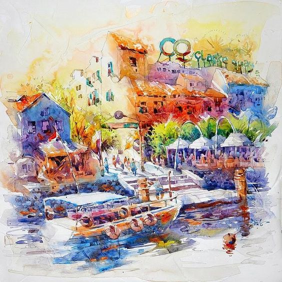-Estela Pinheiro @estella_one Jack Tia Kee Won - Artist from Singapore. pic.twitter.com/ts1Fa26061