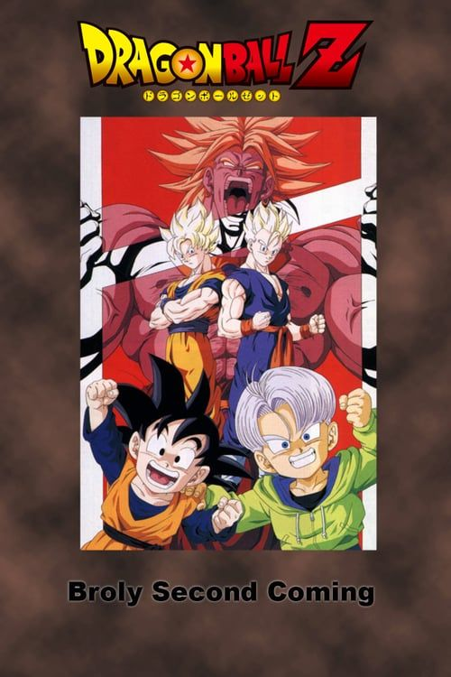 Letoltes Most Dragon Ball Z Broly Second Coming Teljes Film Online Streaming Hd