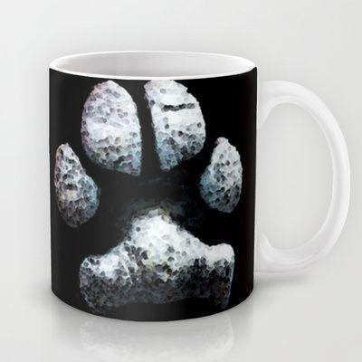 Animal Lovers - South Paw Mug by Sharon Cummings - $15.00