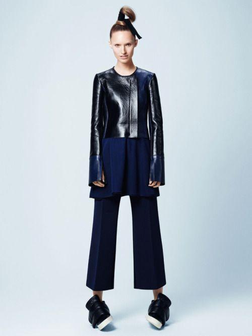 fashionvictime:  Manuela Frey by Kerry Hallihan for Elle UK...