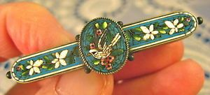 victorian micro mosaic