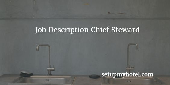 Chief Engineer Duties and responsibility Hotel Job Descriptions - chief engineer job description