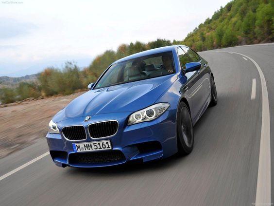 BMW M5 / My next wheels