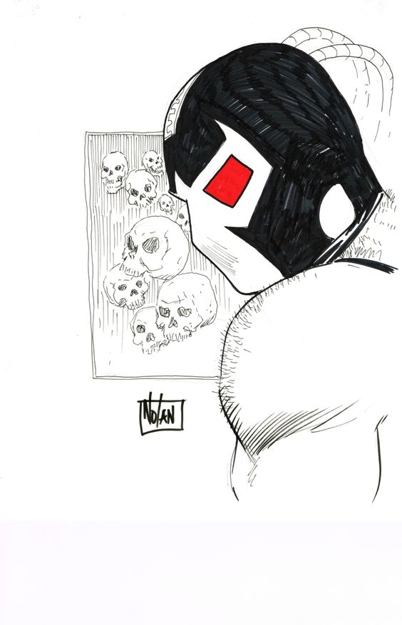 Bane by Graham Nolan