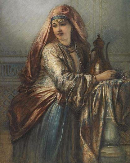 El harén  y la sexualidad en el Al-Andalus 729874c829091c3d4a0d221c61af6ca0