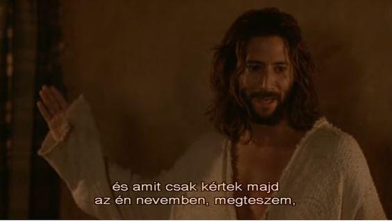 Részlet a János evangéliuma c. filmből