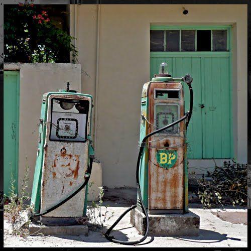 BP : 2010, on Crete Island