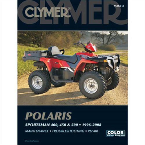 Ebay Sponsored Clymer Repair Manuals M366 Polaris Sportsman 600 Twin 4x4 Sportsman 700 Efi Etc Clymer Repair Manuals Motorcycle Repair