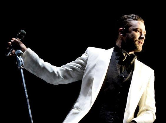 Justin Timberlake Concert