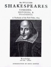 Mr. William Shakespeares Comedies, Histories, and Tragedies: A Facsimile of the First Folio, 1623 - Doug Moston, William Shakespeare