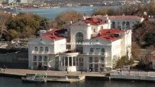 The building of the Palace of Pioneers, Sevastopol, Russia. Free HD stock footage.http://www.freemediabank.com/the-building-of-the-palace-of-pioneers-sevastopol-ukraine-free-hd-stock-footage/