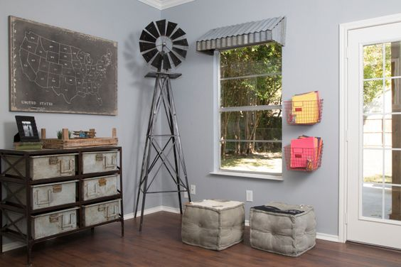 Window treatments it is and windmills on pinterest for Window upper design