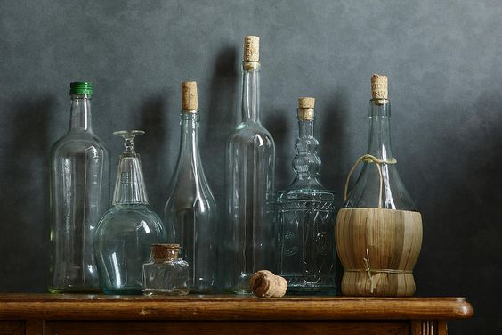 Bottles  by Nikolay Panov
