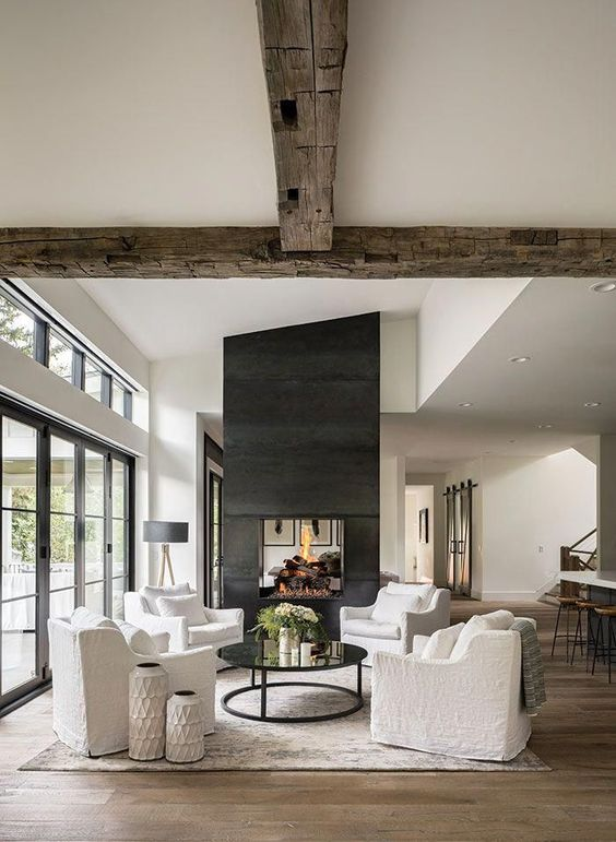 56 Fireplace Home Decor Everyone Should Try This Year interiors homedecor interiordesign homedecortips