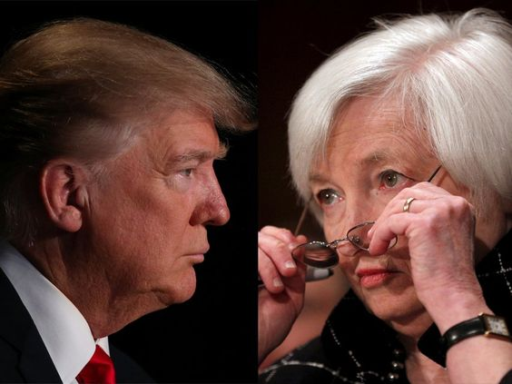 The Fed isn't sure whether Trump will be good or bad for the economy but it thinks investors are ignoring the risks
