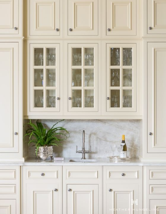 How To Make Your Kitchen Beautiful With Glass Cabinet Doors