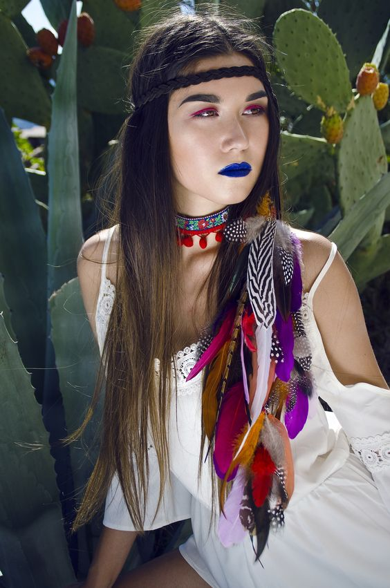 Gypsy pompom collection from Čarbičková design studio / Anna Čurlejová. Fresh handmade fashion accessories and jewelry. You can buy these products on www.carbickova.etsy.com :) Fashion accessories Anna Čurlejová MUAH  and photography Kateřina Koki Mlejnková Model Naomi Adachi