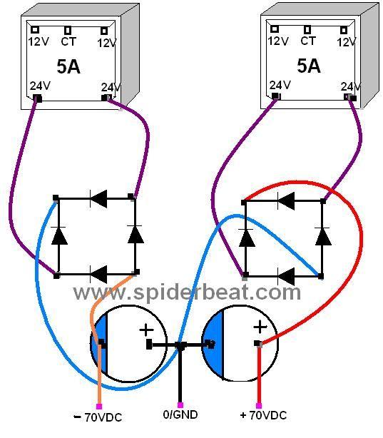 Menggabungkan 2 Trafo Untuk Meniambah Tegangan Ampere Tetap Rangkaian Elektronik Elektronik Teknik Listrik