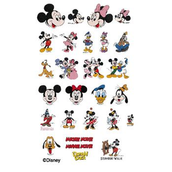 free disney machine embroidery designs