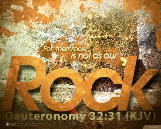 Our Rock by SeraphimChris, on Flickr