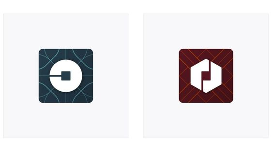 Transport service giant Uber will undergo a change of its logo. The 'U' will be dropped and it will be more colorful.