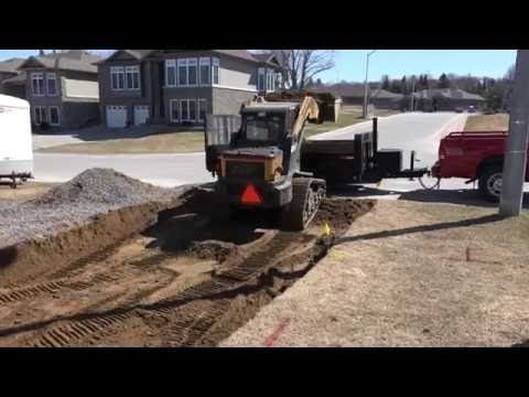 Asphalt Driveway Replacement Lansing Mi Tomco Asphalt Youtube
