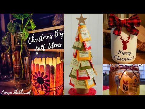 Christmas Diy Gifts Gift Ideas Somya Shekhawat Diywithsomya Youtube Christmas Diy Diy Christmas Gifts Diy Gifts