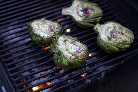 ... Artichokes | Veggie recipes | Pinterest | Artichokes, Aioli and Garlic