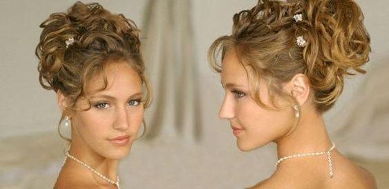 Coiffure pour un mariage cheveux mi long - http://lookvisage.ru/coiffure-pour-un-mariage-cheveux-mi-long/ #Cheveux #Beauté #tendances #conseils
