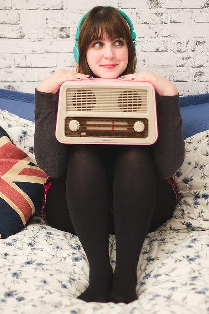 66.100 New Radio by Honey Pie!, via Flickr