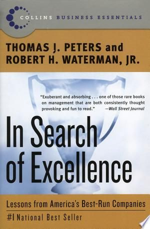 In search of excellence pdf free download windows 10