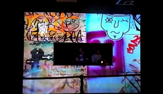 projection map dj booth - Google Search