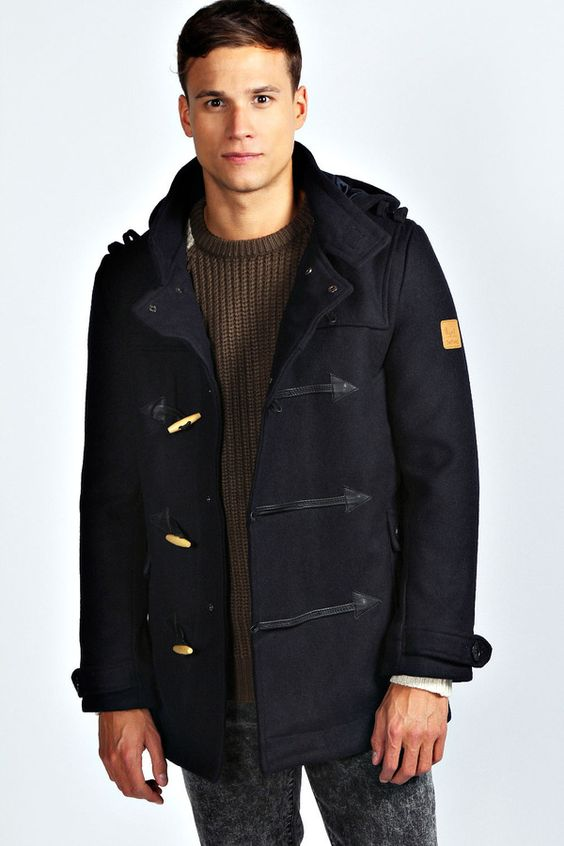 Toggle Hooded Coat | Coats, Shops and Hooded coats
