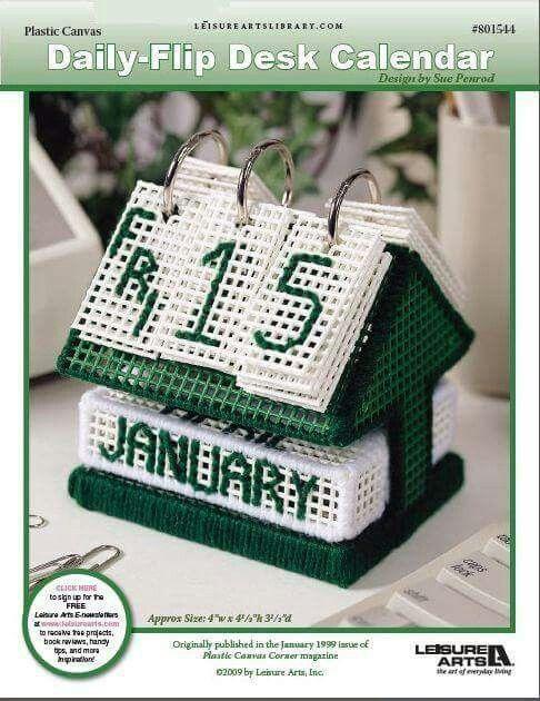Diy Daily Flip Calendar : Daily flip desk calendar pc calendars pinterest