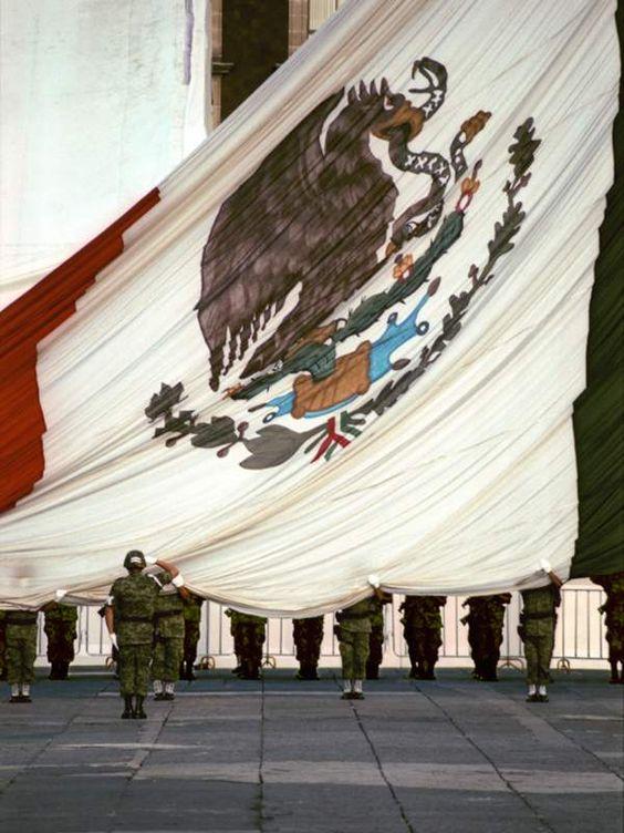Mención honorífica categoría Manifestaciones Culturales / Lugar: Zócalo de la Ciudad de México