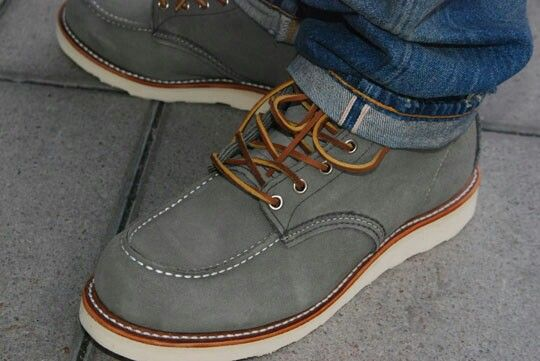 Red wing.