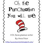 FREE - Students place the correct punctuation at the end of sentences.
